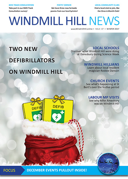 Windmill Hill News - issue 07 winter edition cover