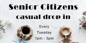 Senior Citizens Casual Drop In Club @ Priory View | Windmill Hill | England | United Kingdom