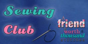 Sewing Club @ Priory View | Windmill Hill | England | United Kingdom